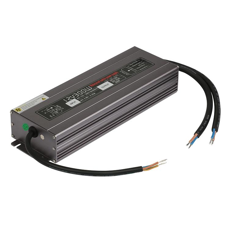 12v300w防水电源