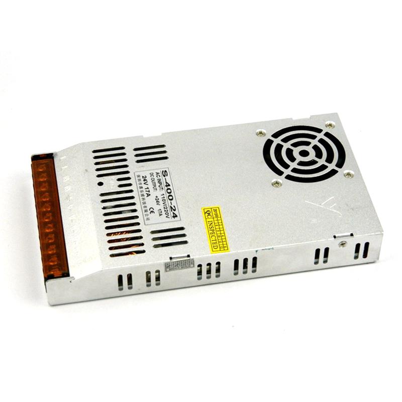 24v17A400W超薄型电源