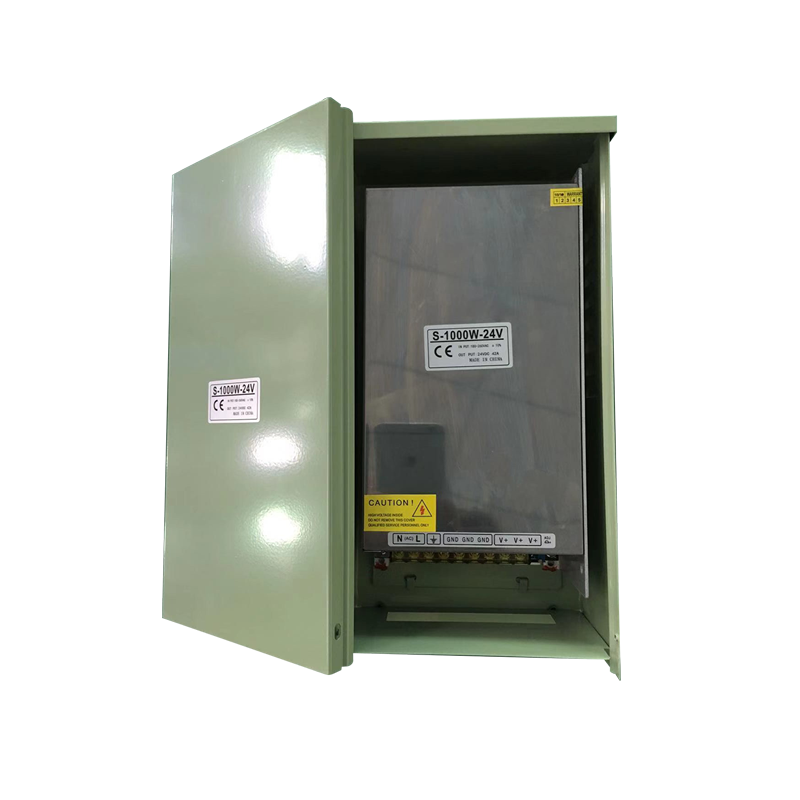 12v600W防雨电源