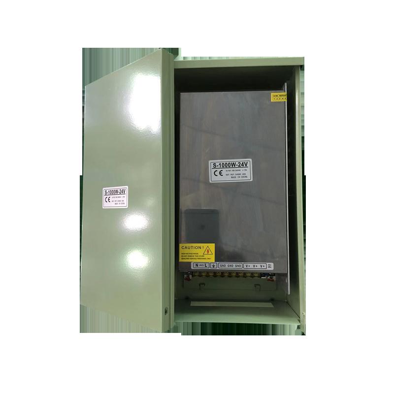12v1000W防雨电源